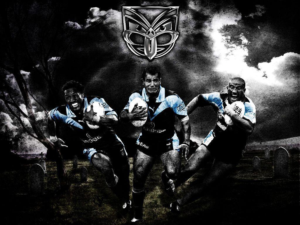 New Zealand Warriors by notoriaz