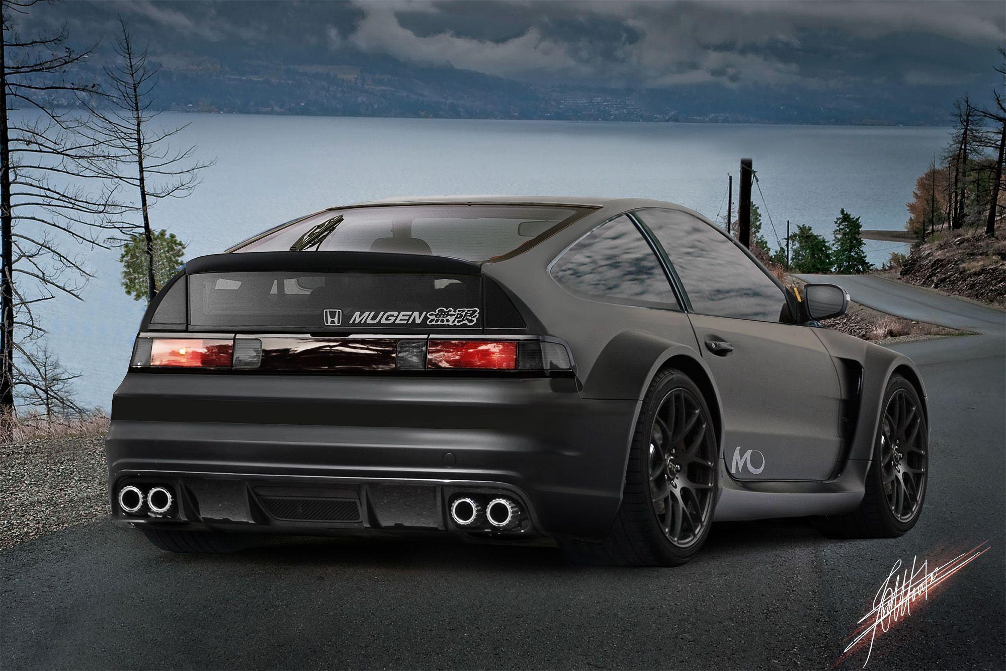 Honda prelude si wallpaper