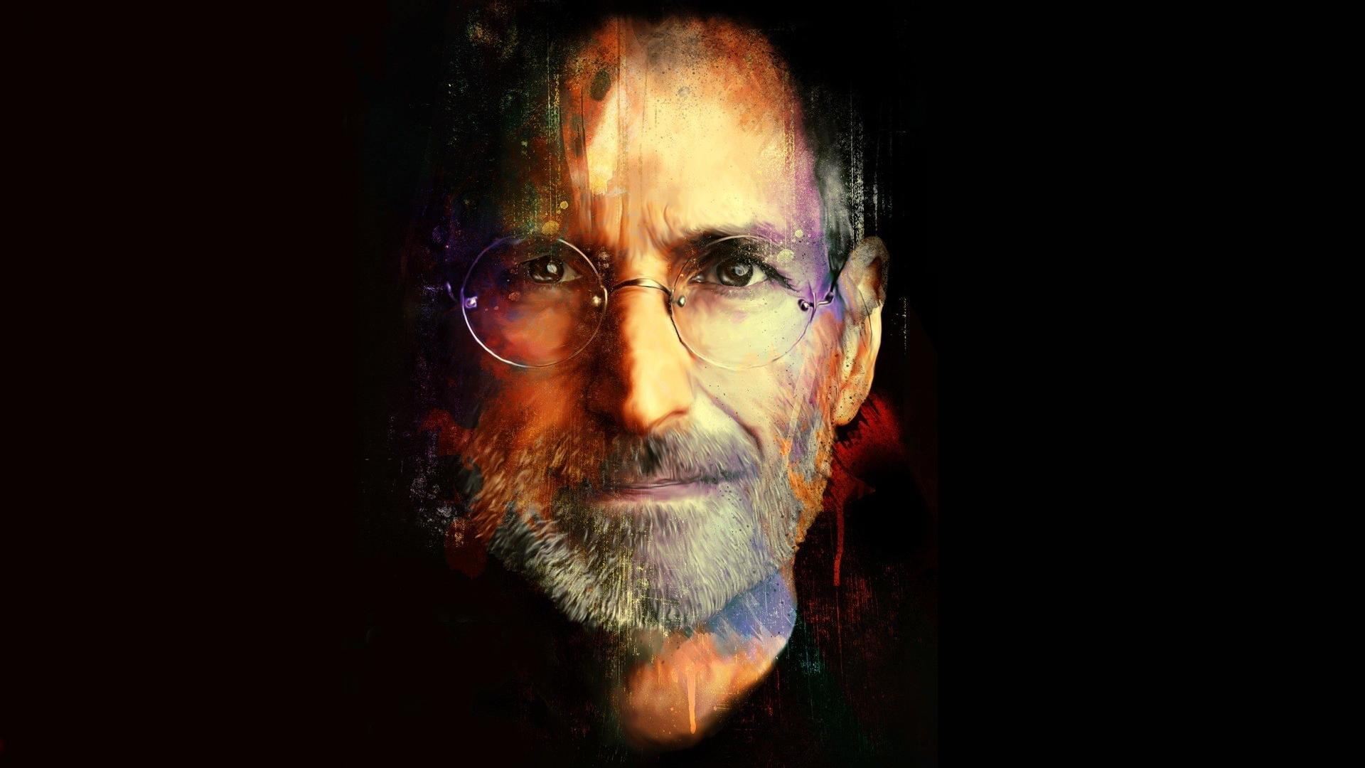 Trickytricks: Wallpapers : Steve Jobs