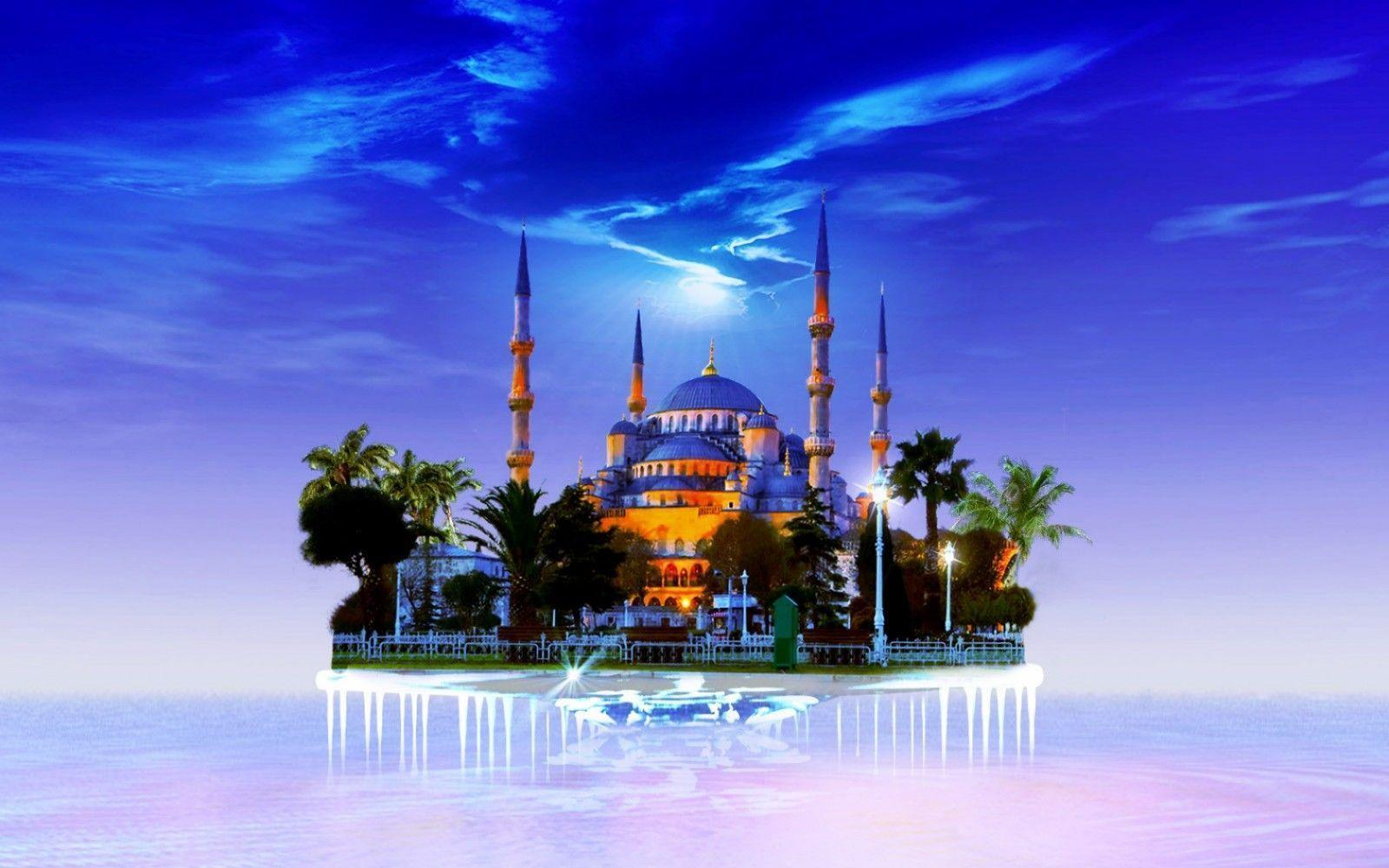 Mosque Wallpapers Wallpaper Cave