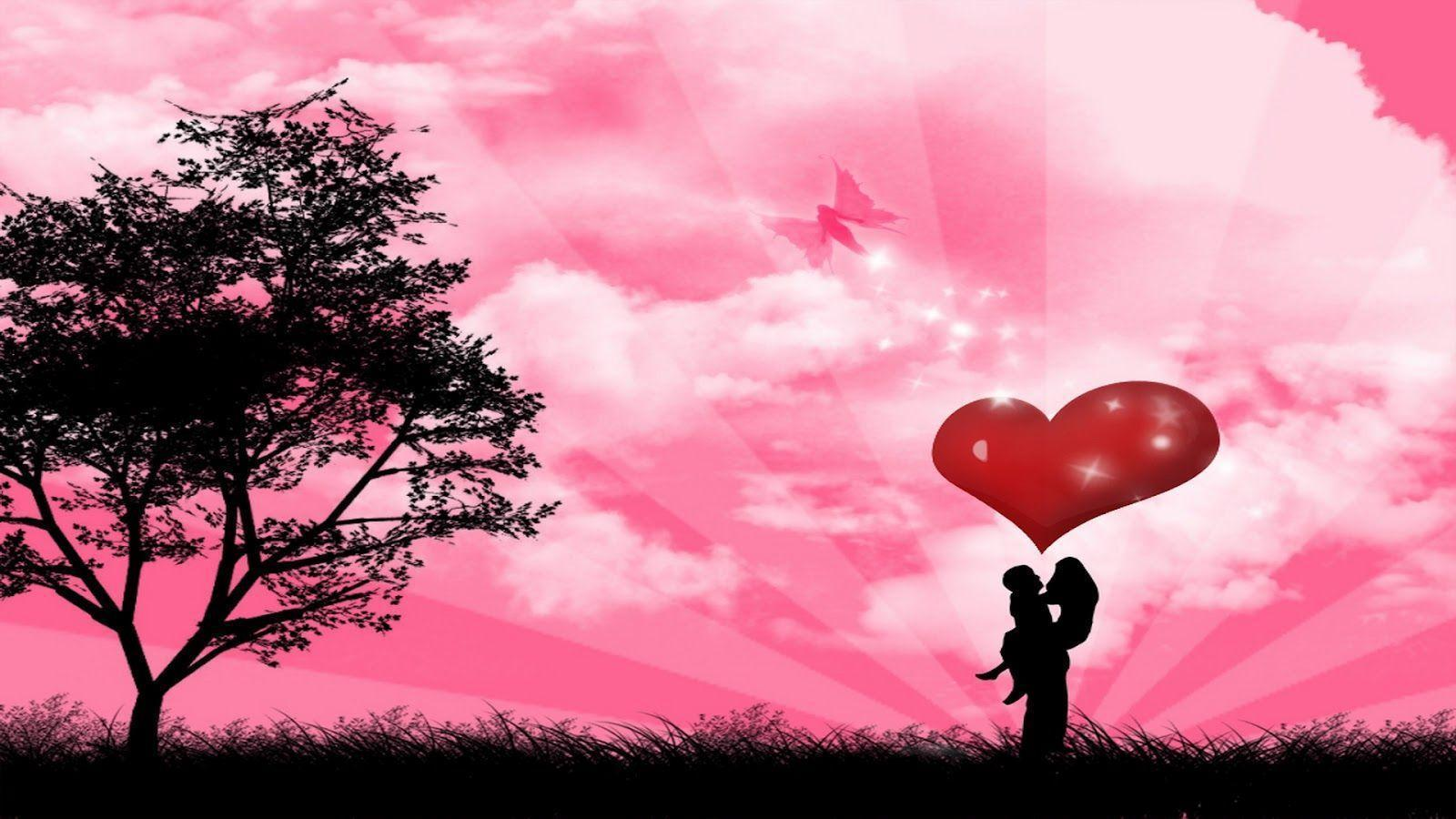 Love Romantic Wallpapers - Wallpaper cave