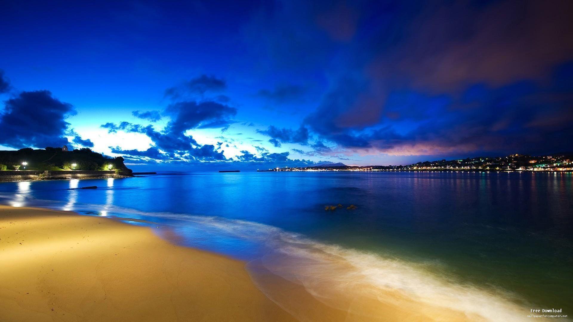 Beautiful Beach Images Hd Nature: Beautiful Beaches Wallpapers