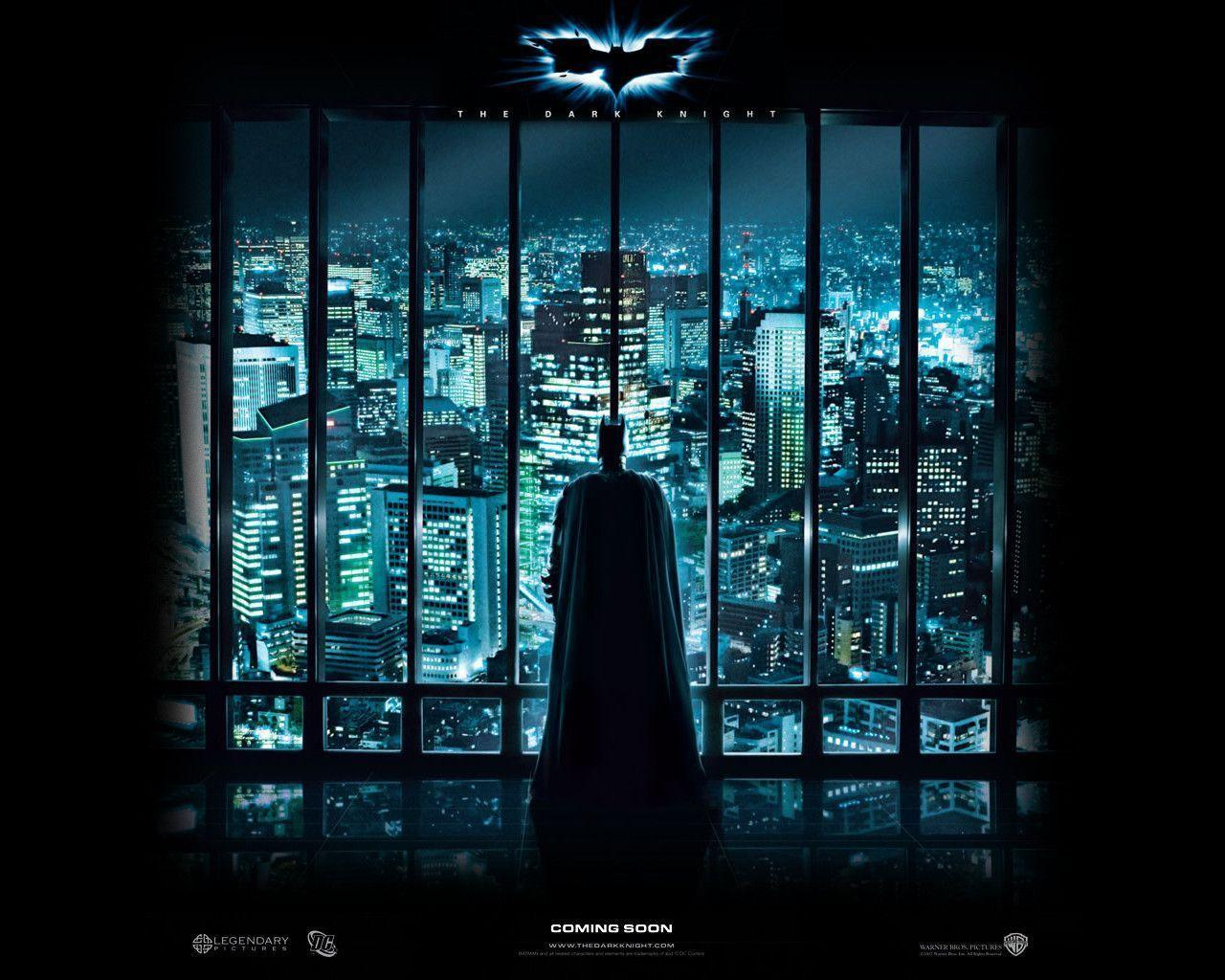 Batman : The Dark Knight Wallpapers