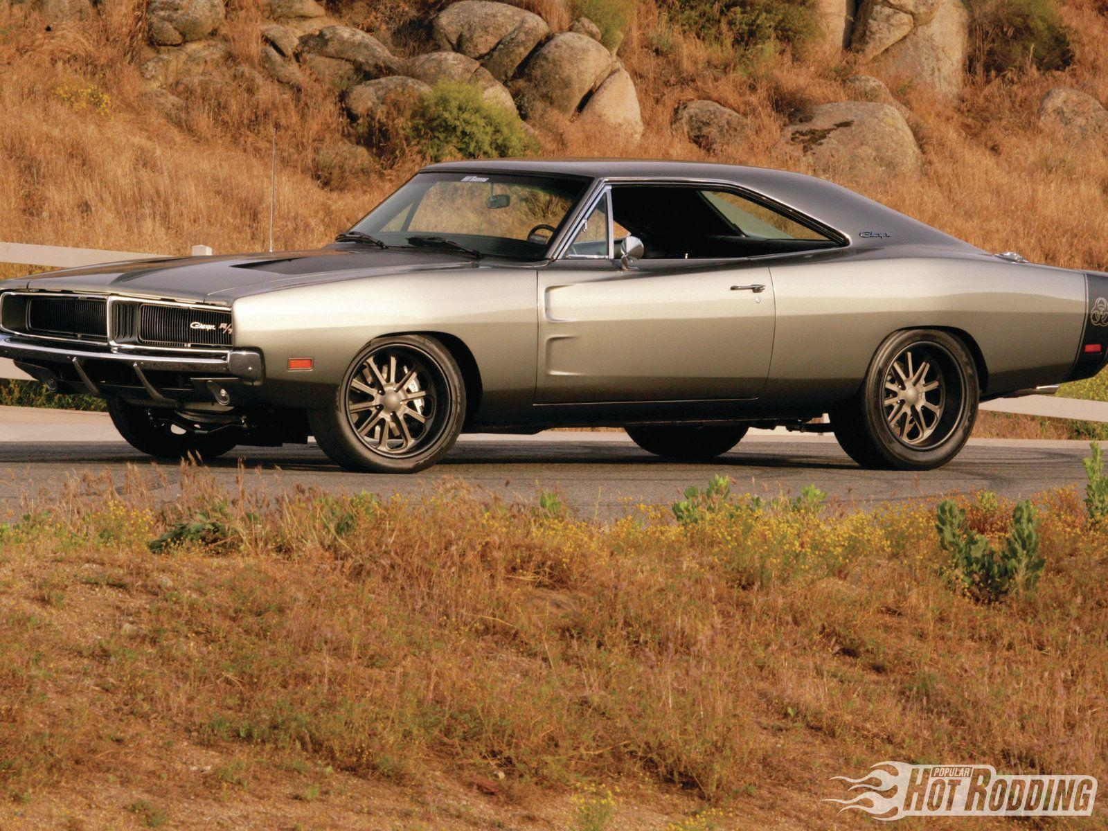 1969 Dodge Charger Computer Wallpapers, Desktop Backgrounds ...