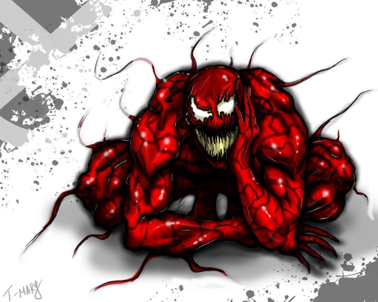 carnage wallpapers by suspension99
