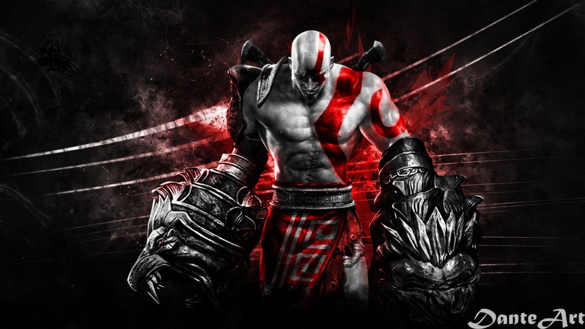 God Of War Blood And Metal wallpaper - 1178782