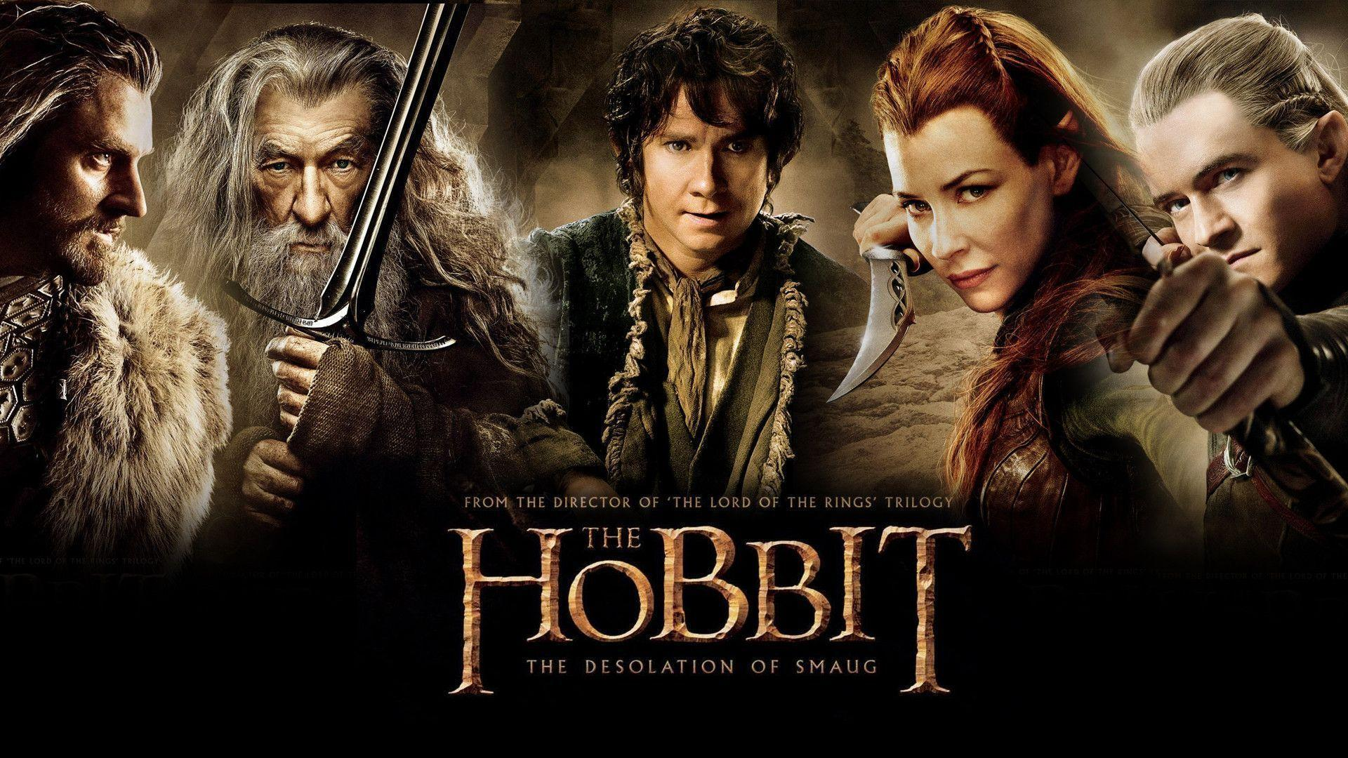The Hobbit(The Desolation of Smaug) HD Wallpapers