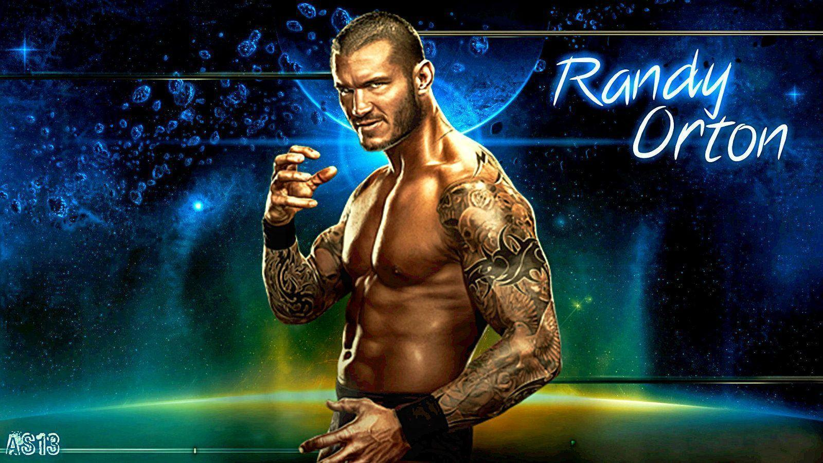 Randy Orton Hd Wallpapers