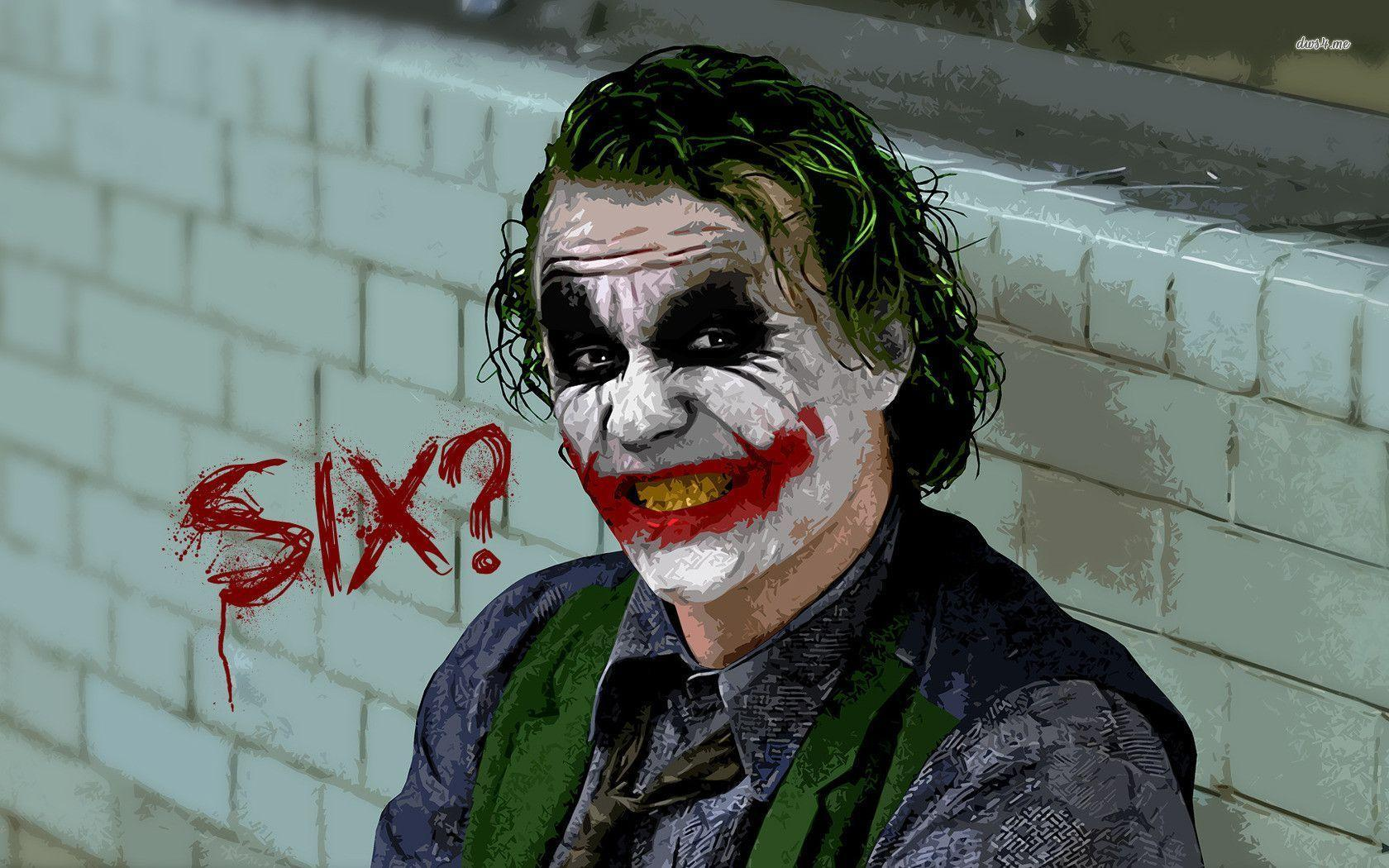 Joker - The Dark Knight wallpaper - Movie wallpapers - #