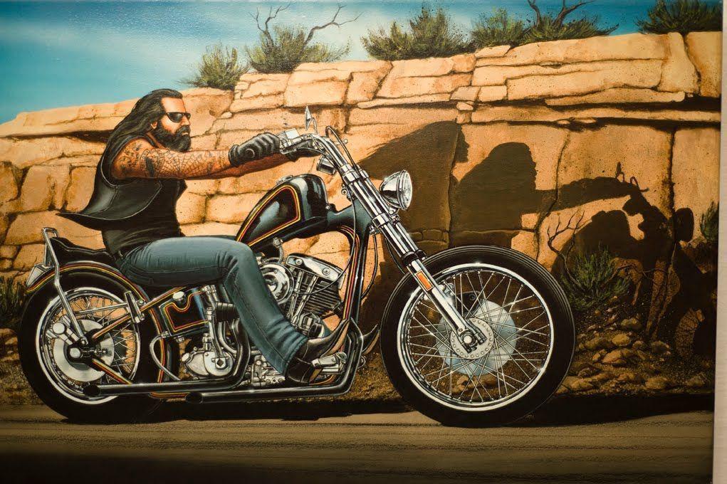 biker wallpaper android