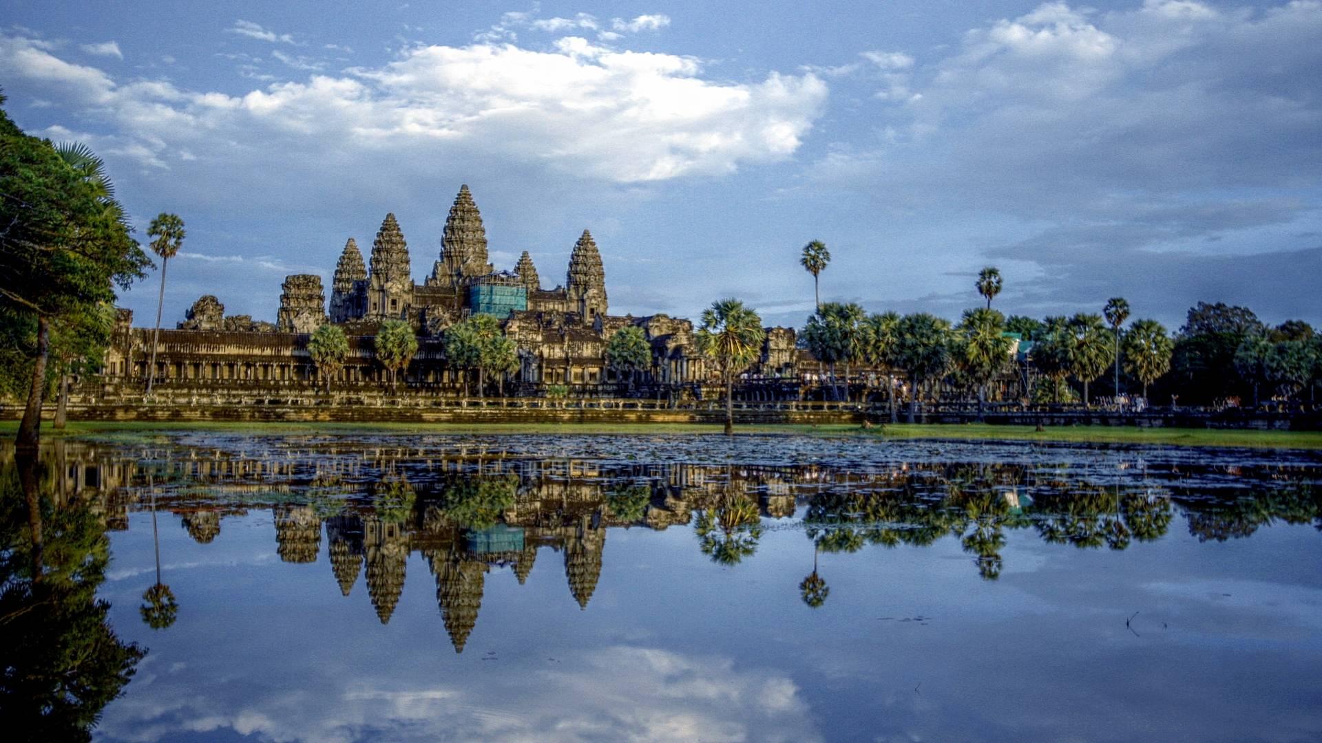 Angkor Wat Wallpapers - Wallpaper Cave