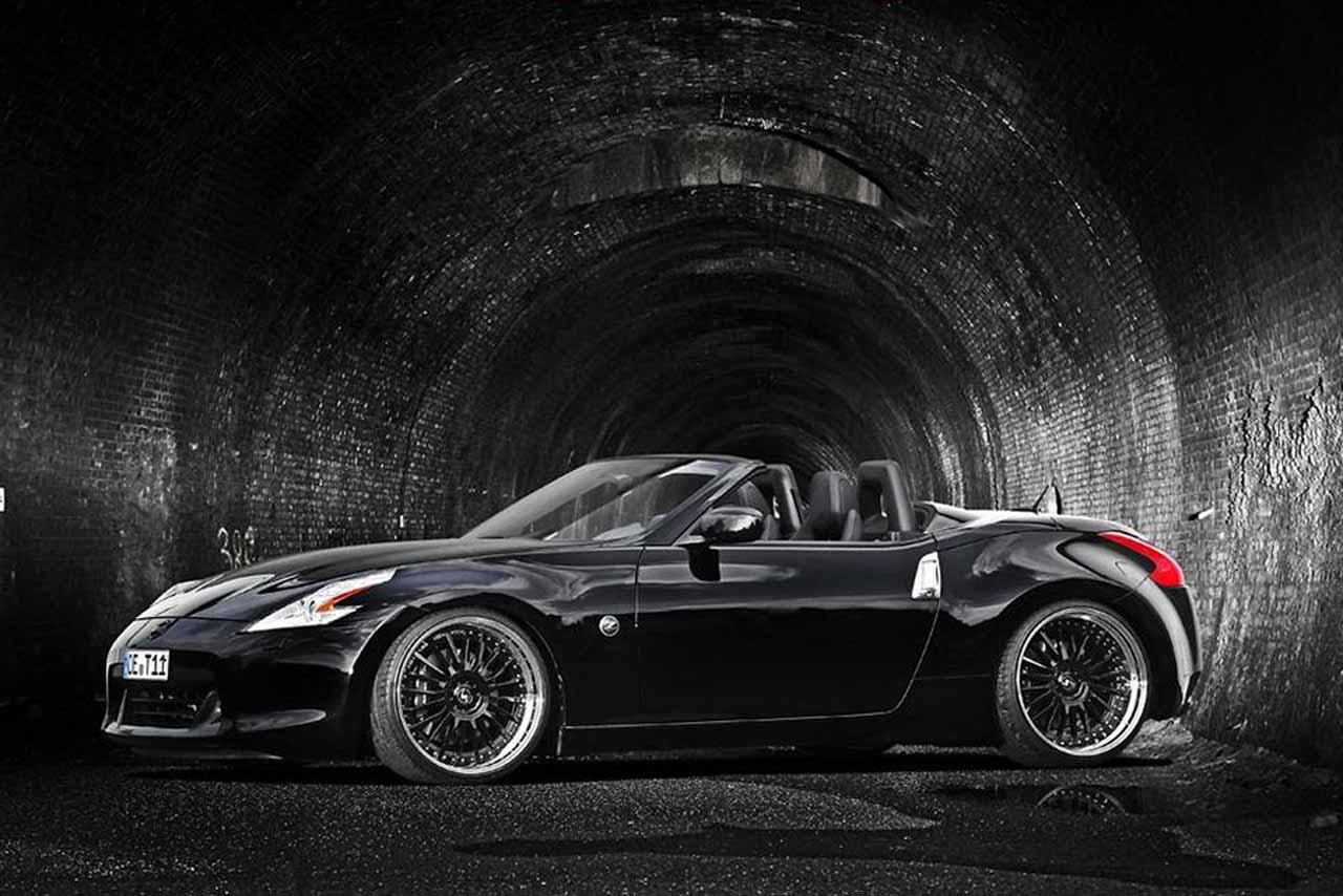 Nissan 370z wallpapers wallpaper cave pfa creativ nissan 370z wallpaper vanachro Choice Image