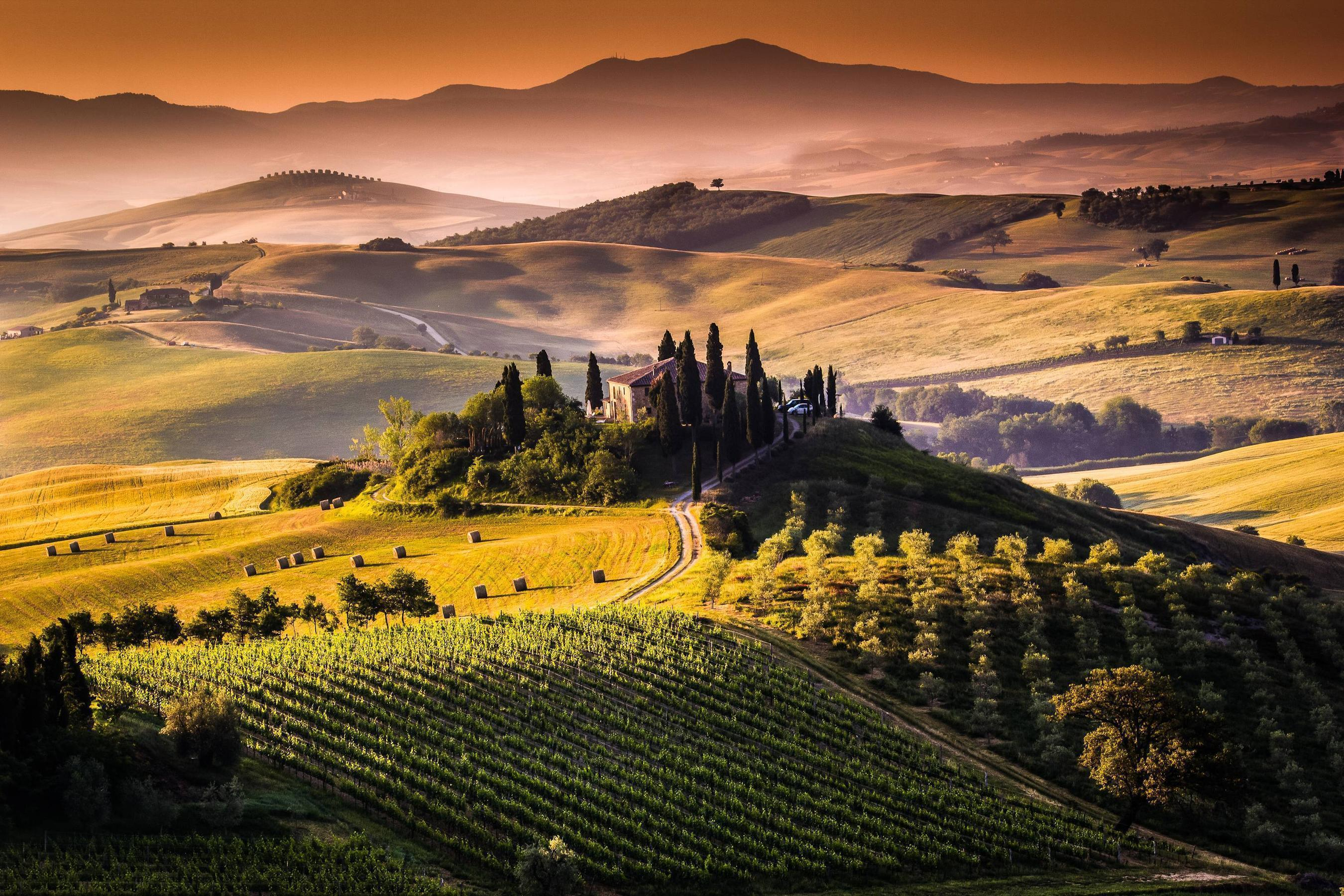 Tuscany wallpapers wallpaper cave for Is florence in tuscany