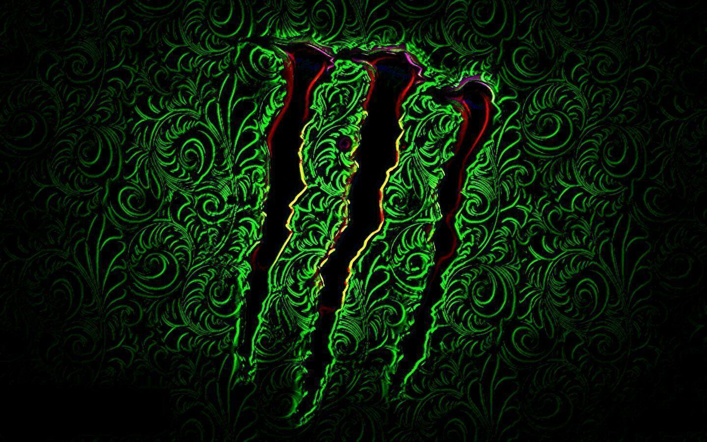Monster Energy Drink Logo Wallpapers Wallpaper Cave