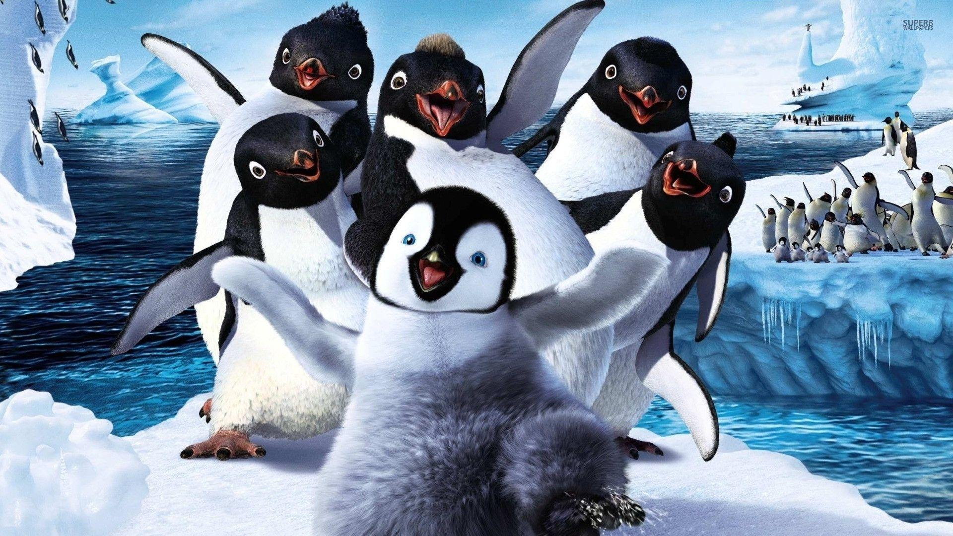 happy feet wallpapers - wallpaper cave