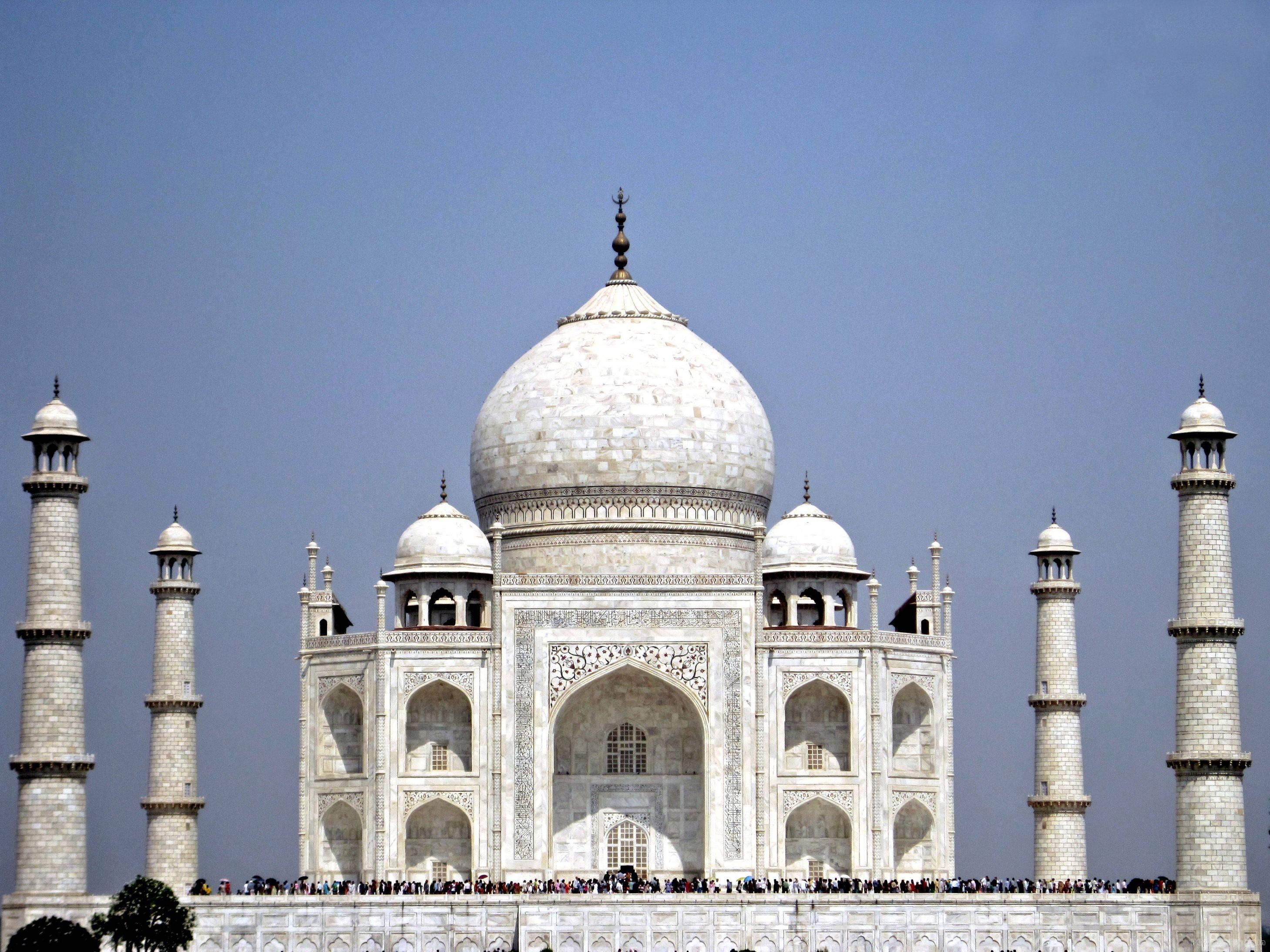 Taj Mahal Wallpapers Wallpaper Cave