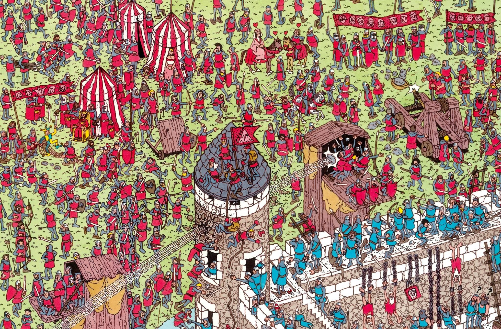 Waldo Wallpapers Wallpaper Cave