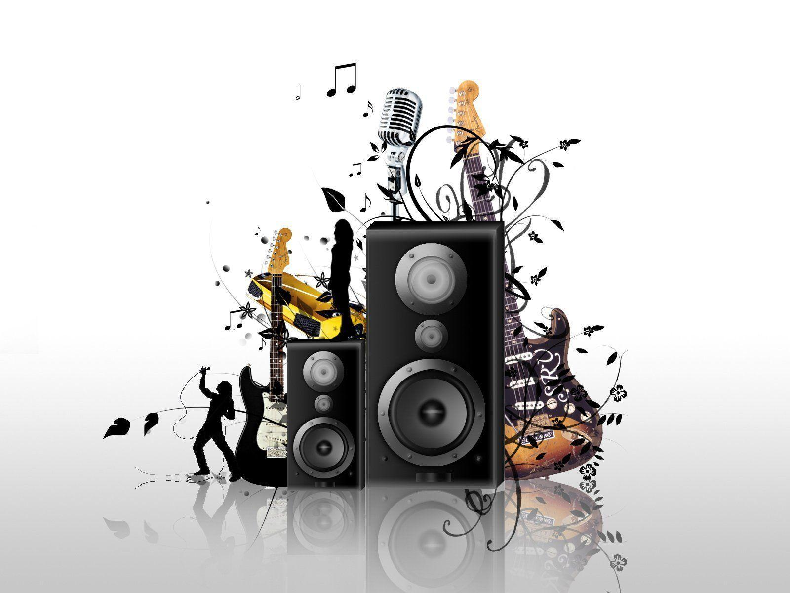 Cool Hd Music Wallpapers