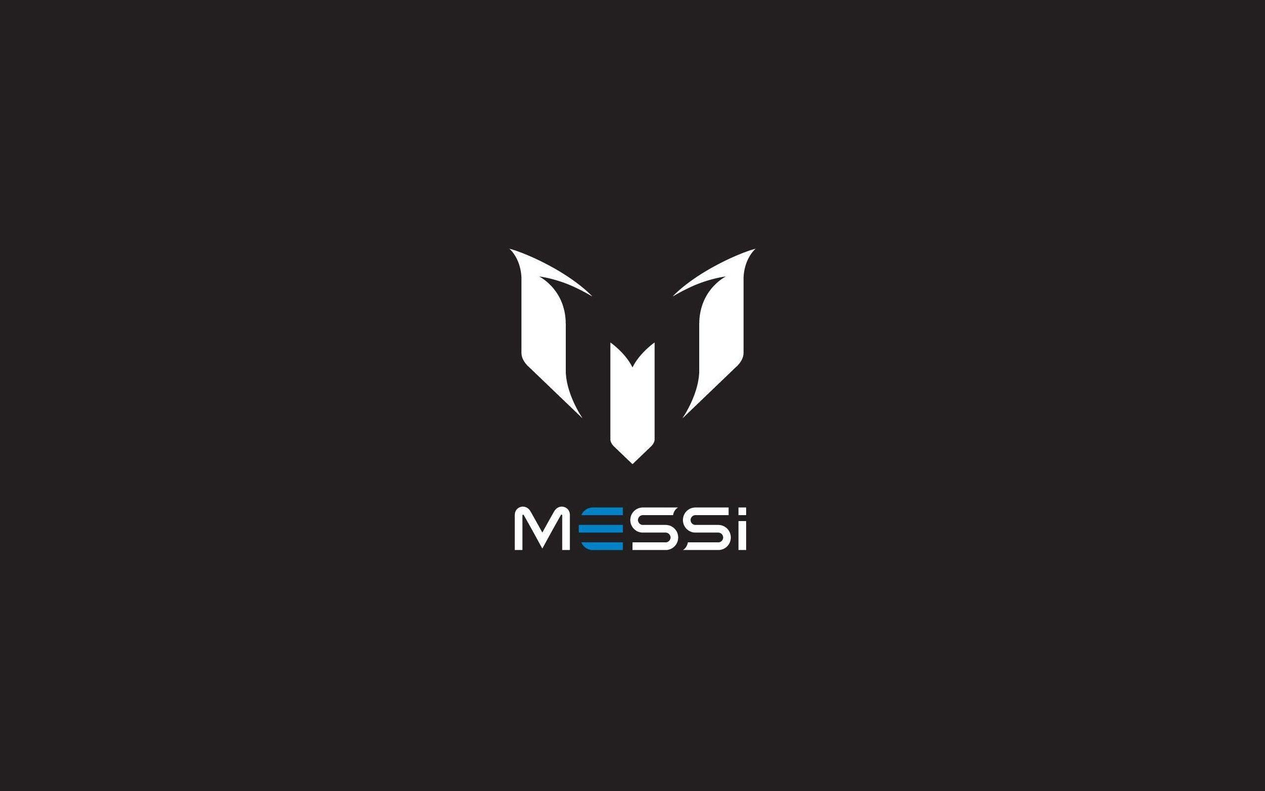 messi adidas logo wallpaper