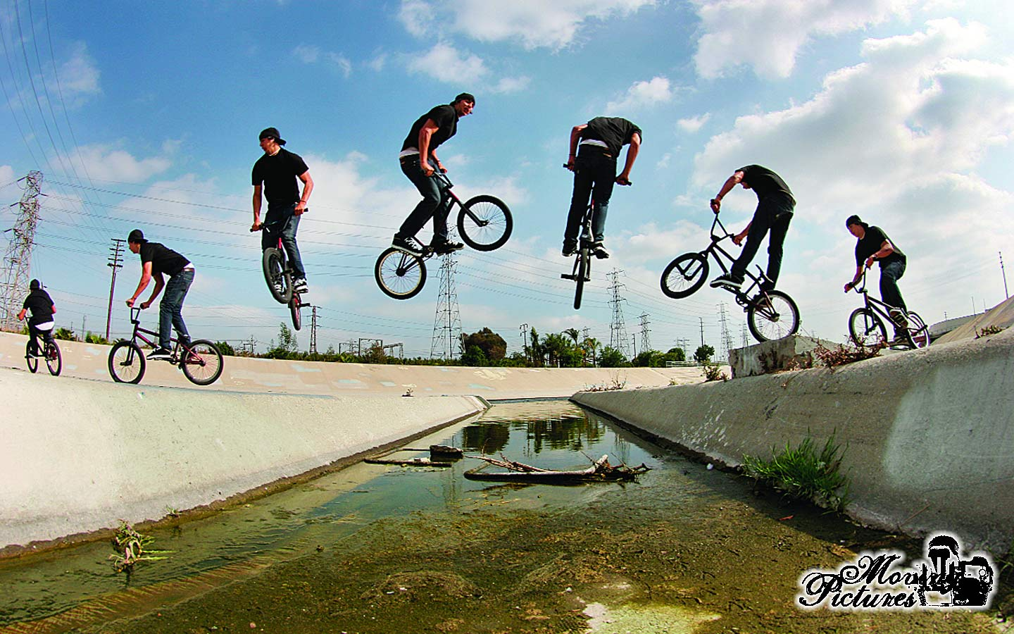 BMX Bikes Awesome Wallpaper Image Computer #845 Wallpaper ...