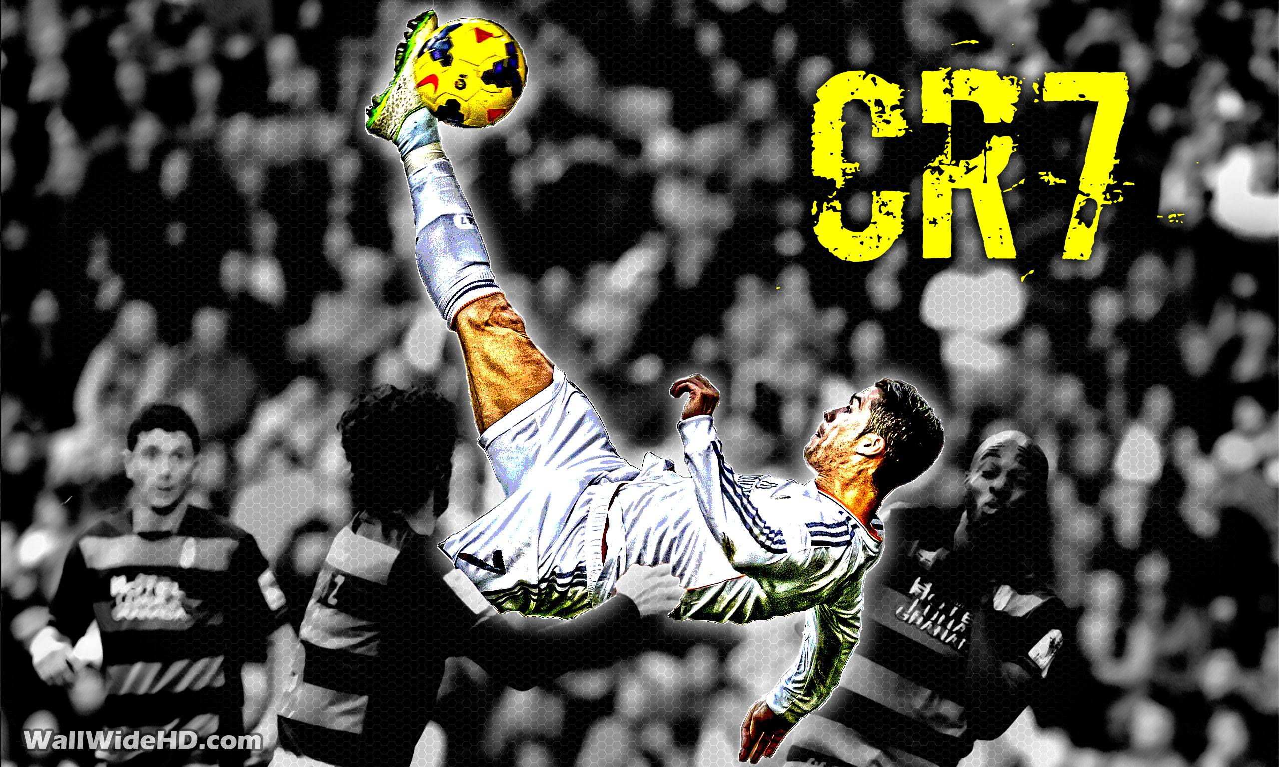 Cristiano Ronaldo 7 Wallpapers 2015