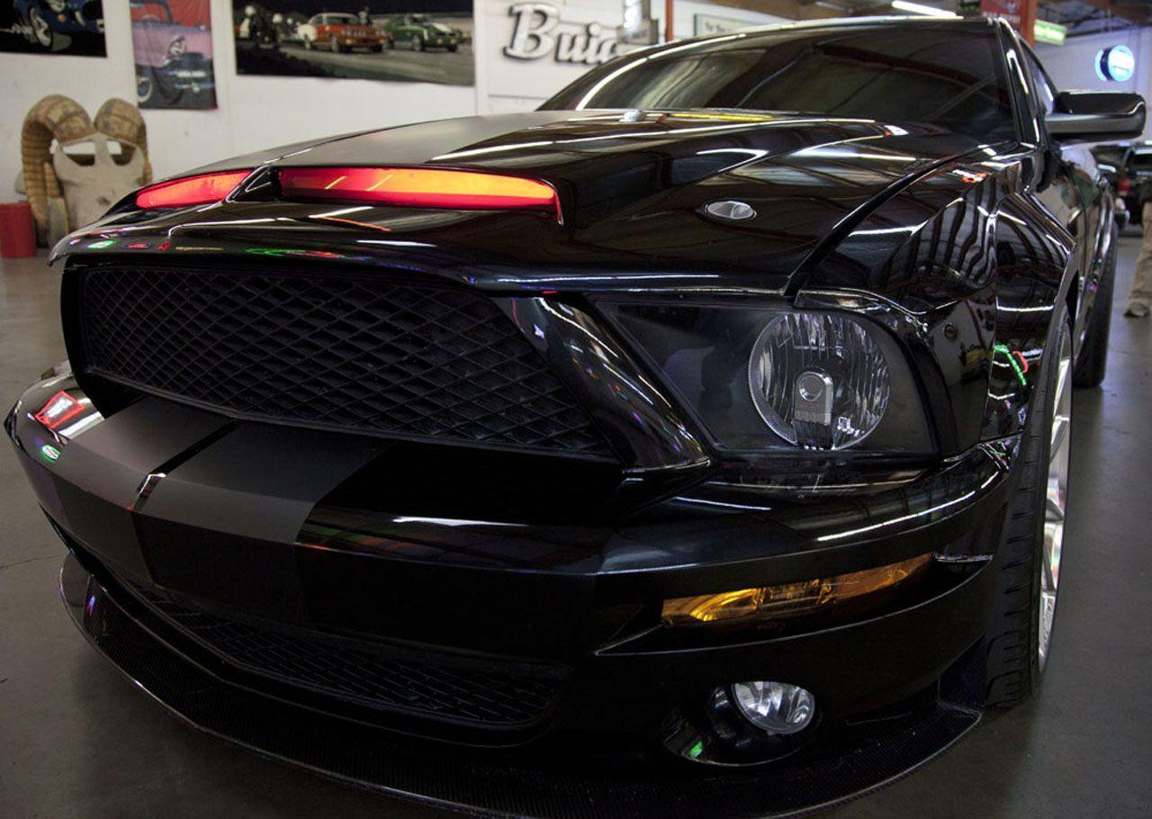 Ford Mustang Knight Rider Price ~ 2008 Knight Rider: Shelby