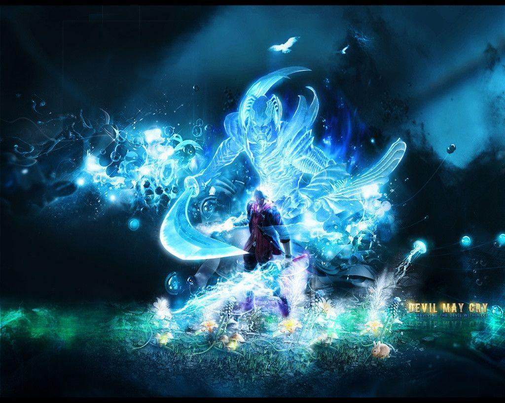 devil may cry 4 wallpapers wallpaper cave