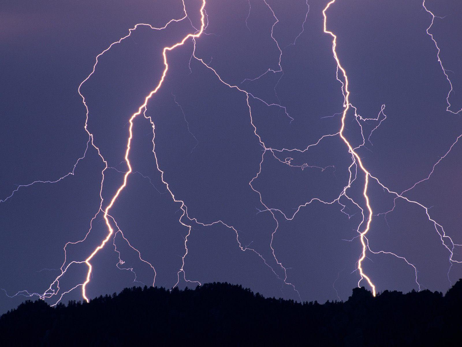 lightning strike wallpaper-#23