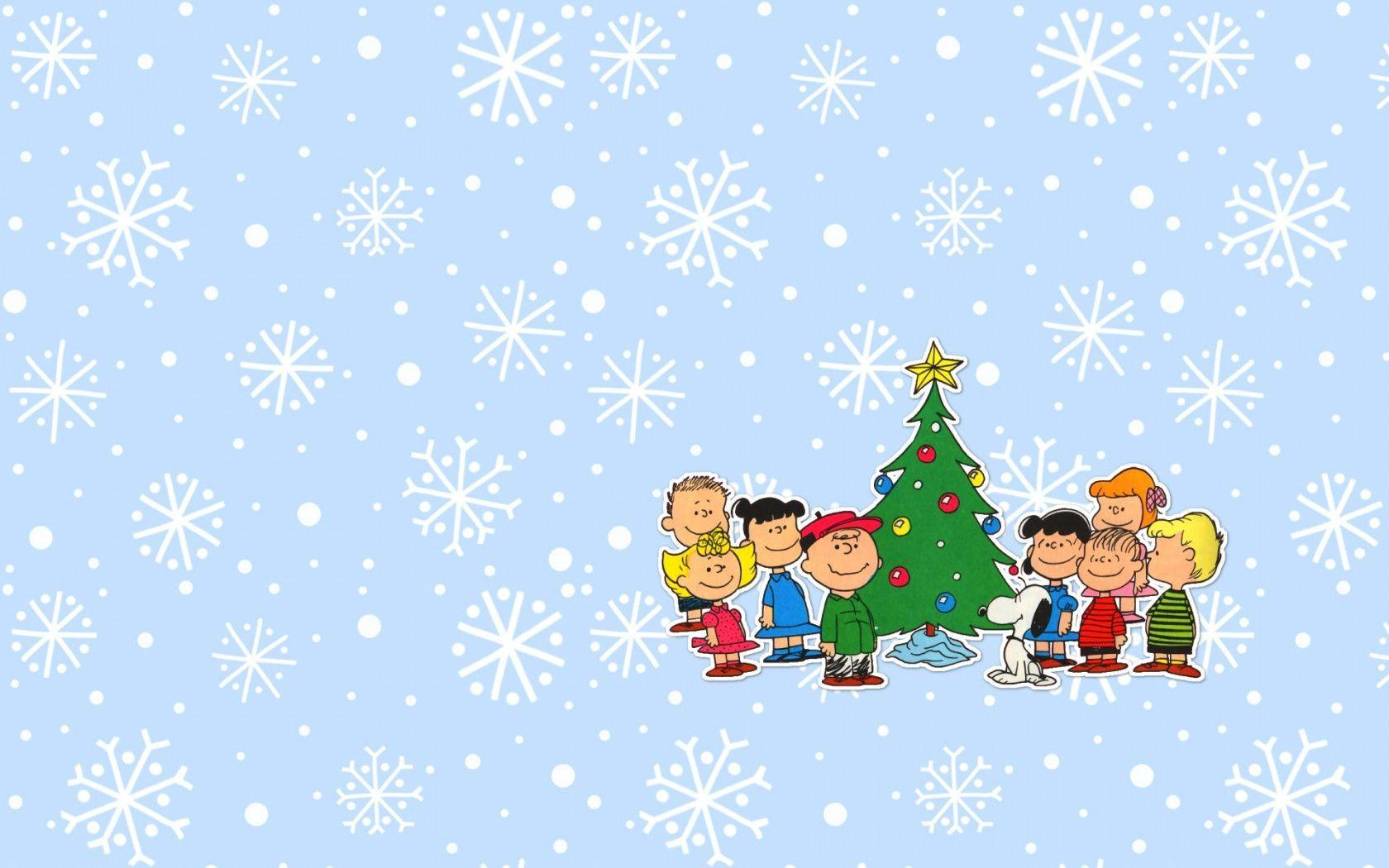 winter wallpaper charlie brown - photo #26