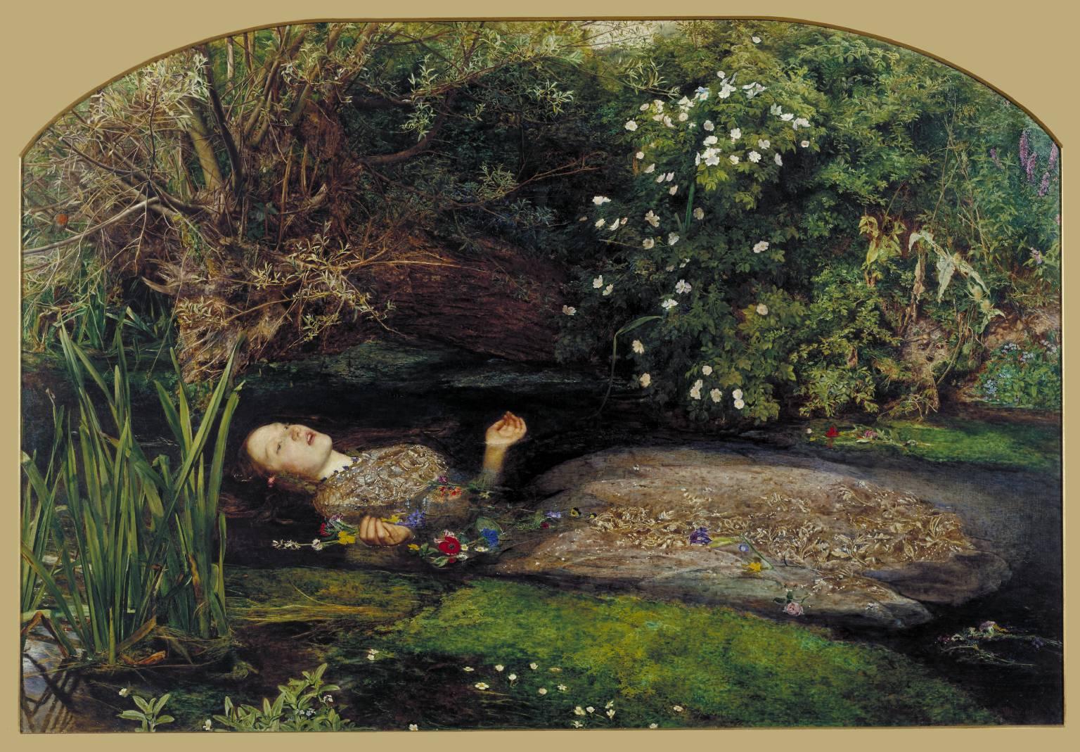 "The Tate's ""Pre-Raphaelites: Victorian Avant-Garde"" exhibition ..."