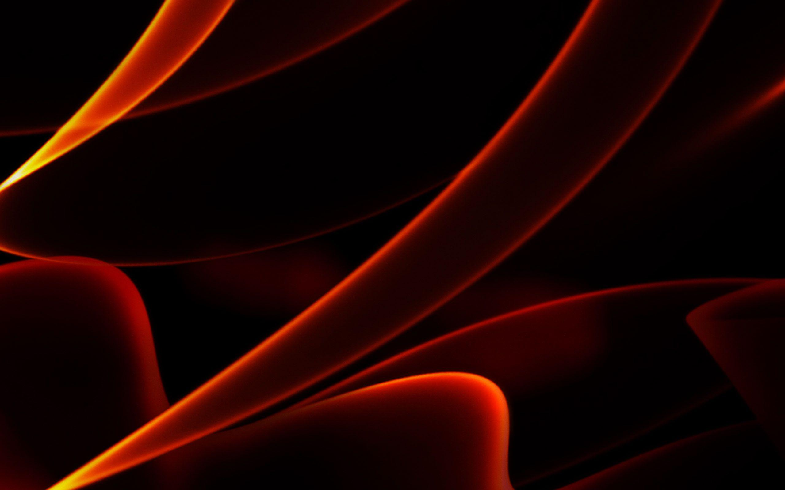 Wallpapers For > Orange And Black Abstract Backgrounds