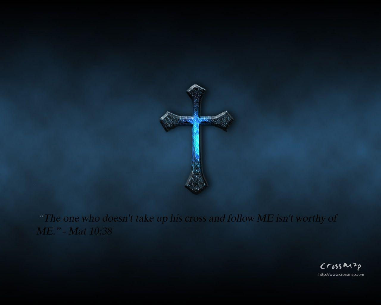 Take The Cross Wallpaper