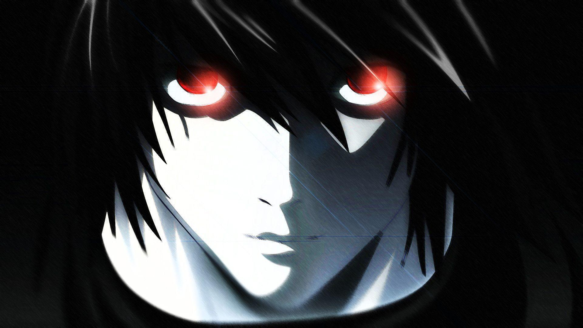 Light Yagami - Death Note Wallpaper #