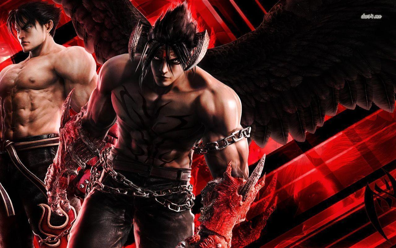 Tekken 6 Devil Jin Wallpapers - Wallpaper Cave