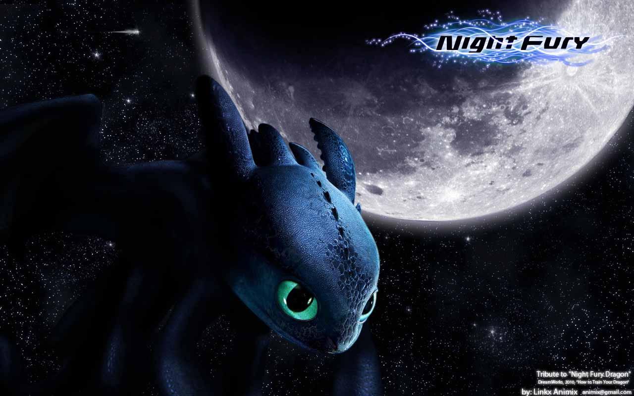 Hd wallpaper night - Night Fury Wallpaper20 Jpg