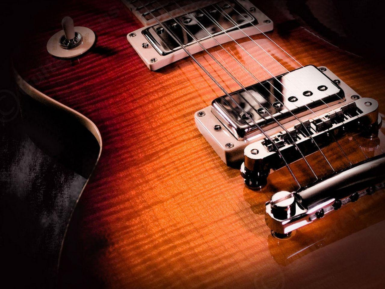 Electric Guitar Wallpapers 8296