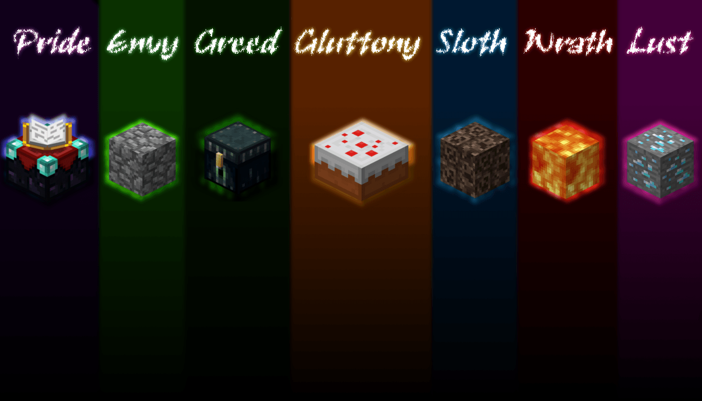 7 deadly sins wallpapers wallpaper cave seven deadly sins minecraft wallpaper minecraft blog biocorpaavc Image collections