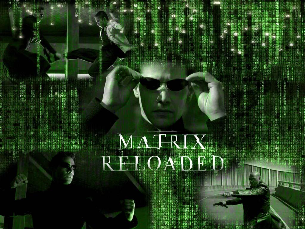 The matrix movie and religion