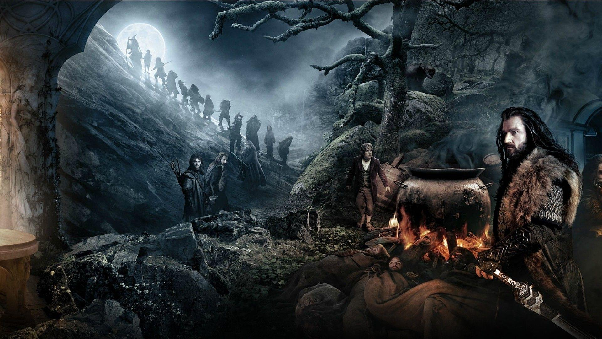 The Hobbit - An Unexpected Journey Wallpaper #