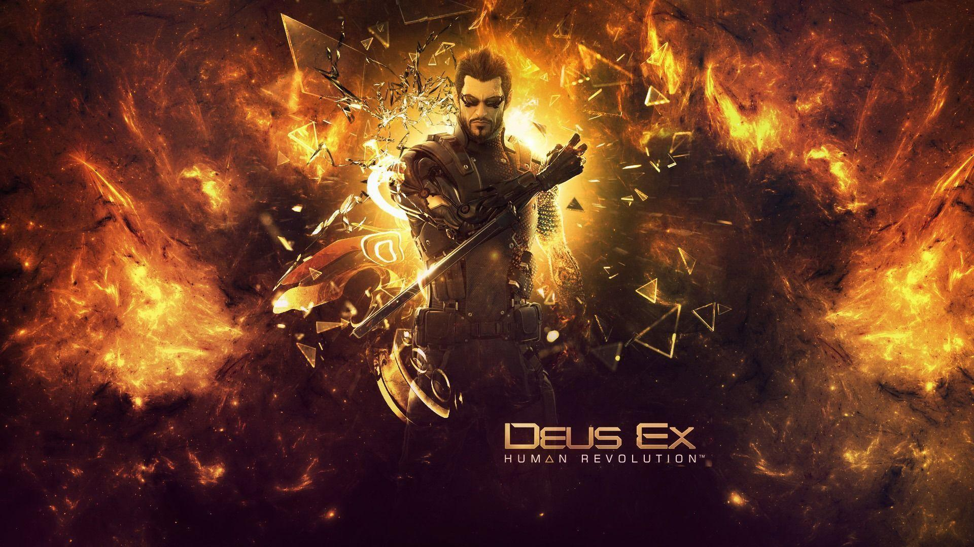 Deus Ex Wallpapers 1920x1080