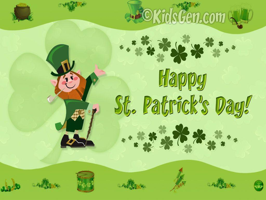 simple st patrick wallpaper - photo #23