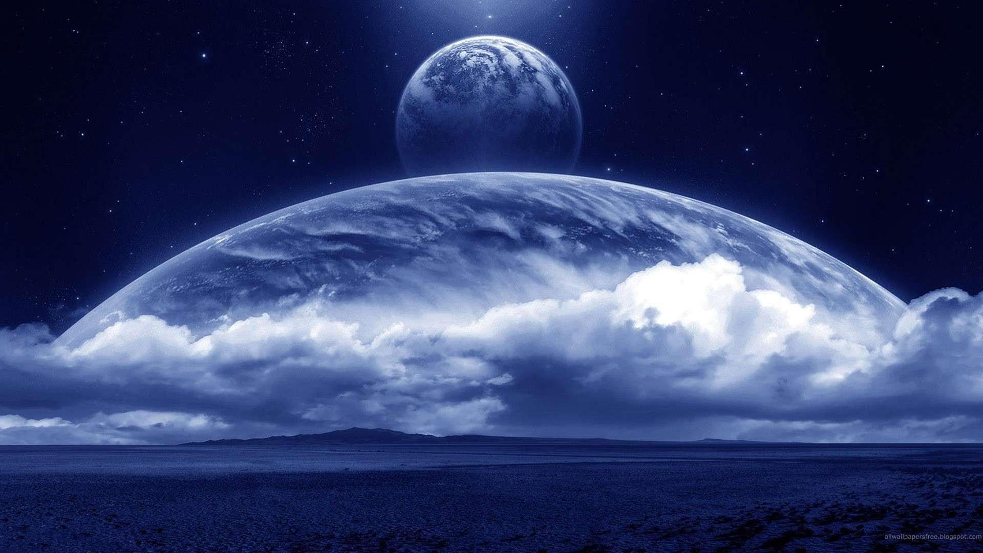 Wallpaper space widescreen 1080p pictures