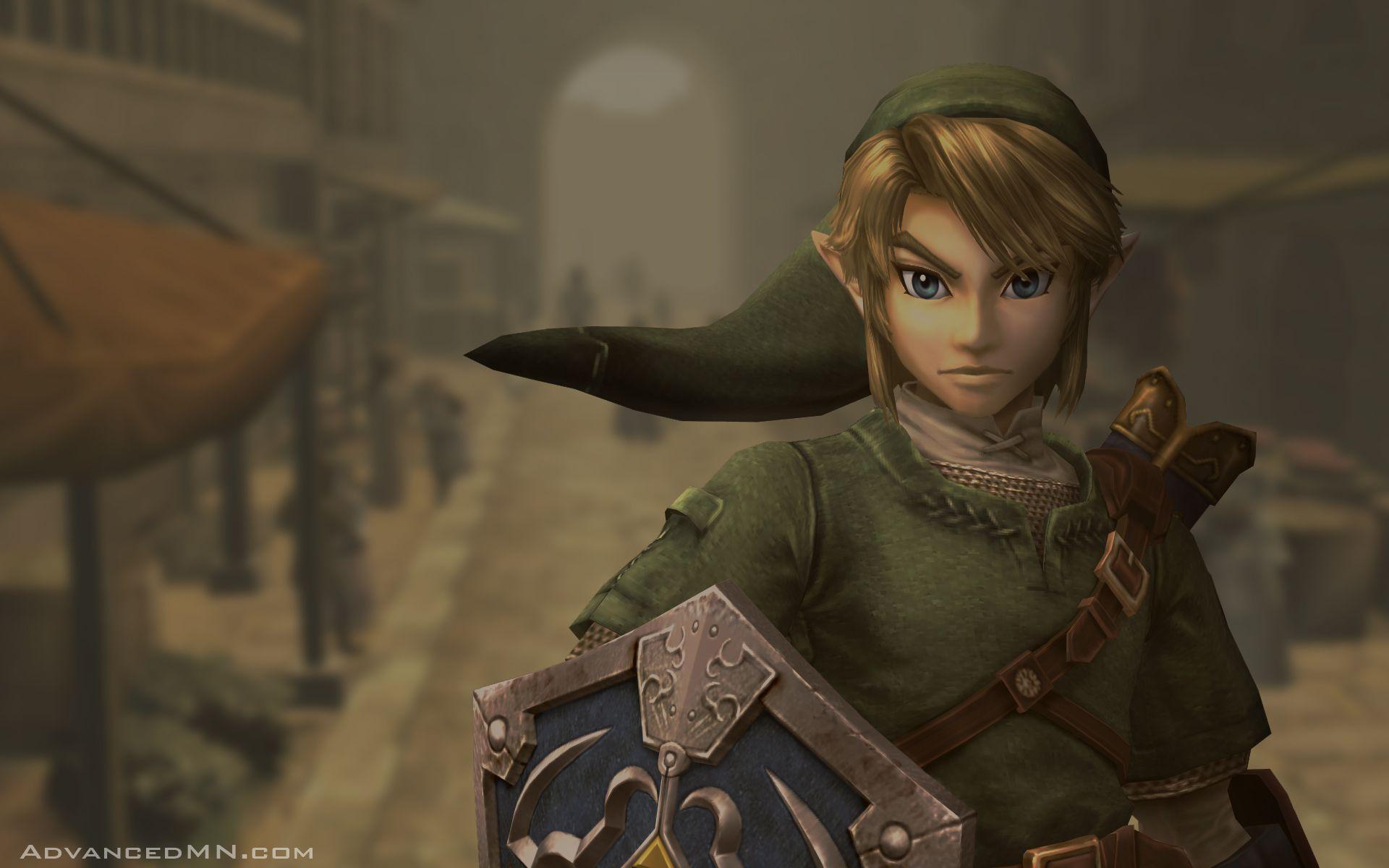The Legend Of Zelda Twilight Princess Wallpapers ...