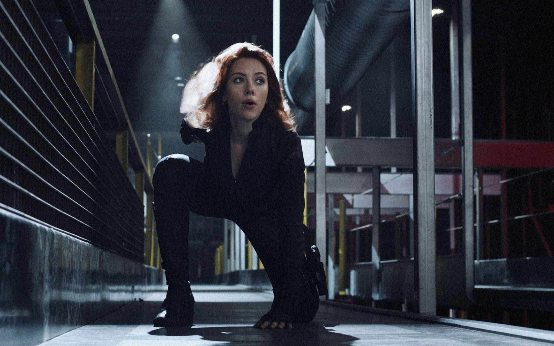 Scarlett Johansson images Iron Man wallpaper and background
