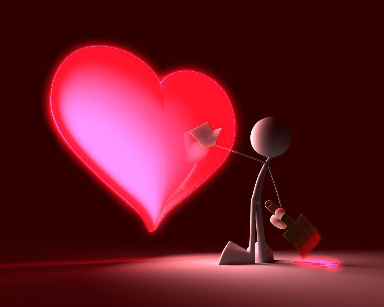 Wallpapers For > Cute Valentines Day Backgrounds