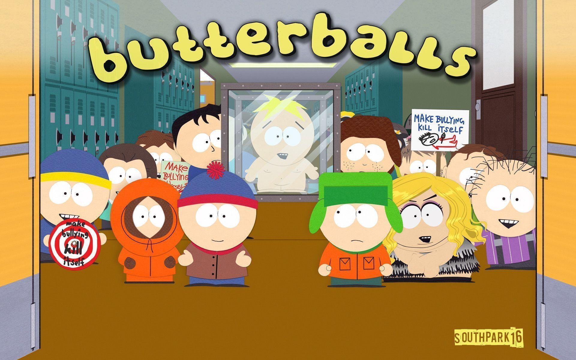 South Park G1 Wallpaper
