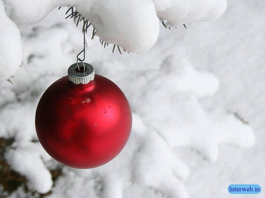 Christmas Snow Wallpapers - HD Wallpapers Inn