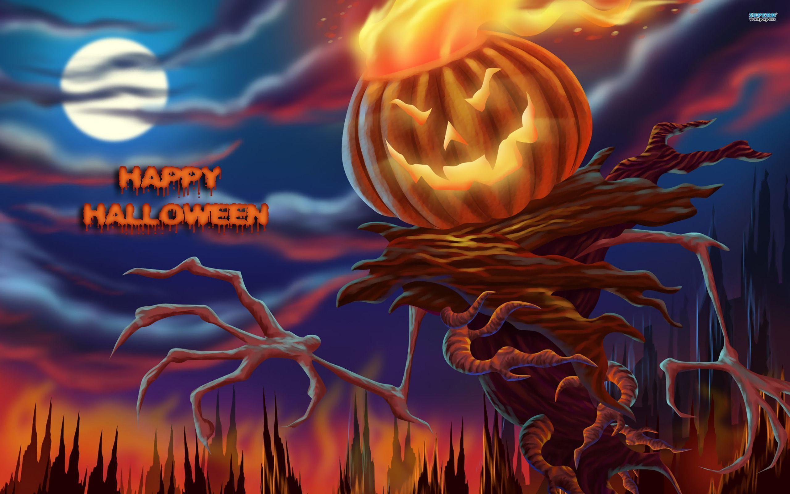 happy halloween background - photo #37