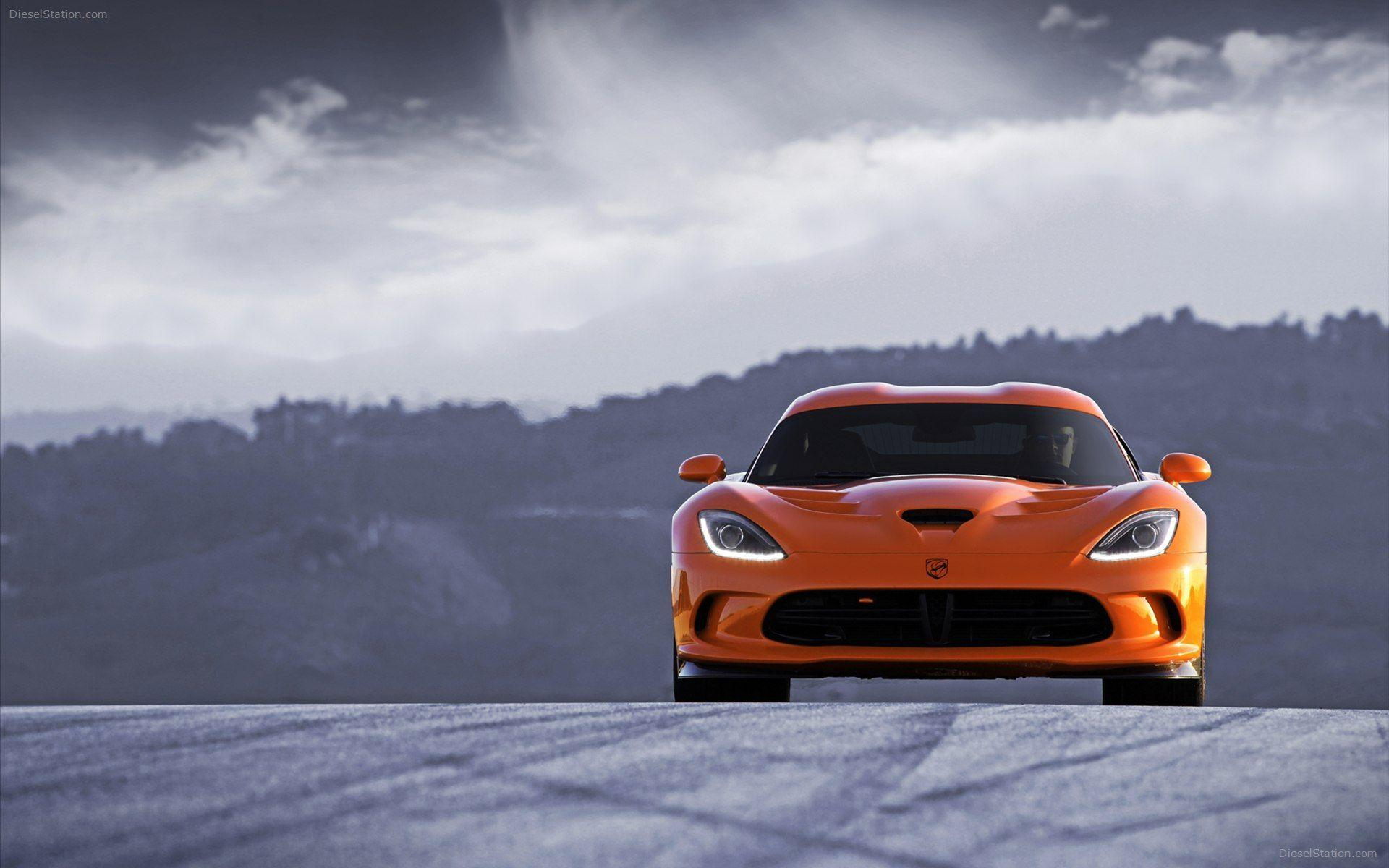 2014 Dodge Viper SRT Widescreen