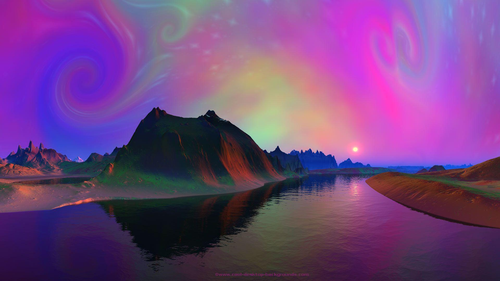 Psychedelic Desktop Backgrounds - Wallpaper Cave